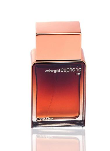 Calvin Klein Calvin Klein Euphoria Men Amber Gold  EDP 100ML Erkek Parfüm Renksiz